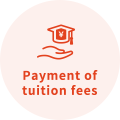Payment of tuition fees